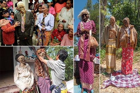 Tana Toraja Ma'Nene Ceremony