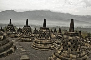 Java Tour visiting Borobudur Temple