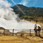 Dieng Crater, Java Bali Tour Overland