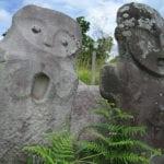 Lore Lindu Twin Megalith